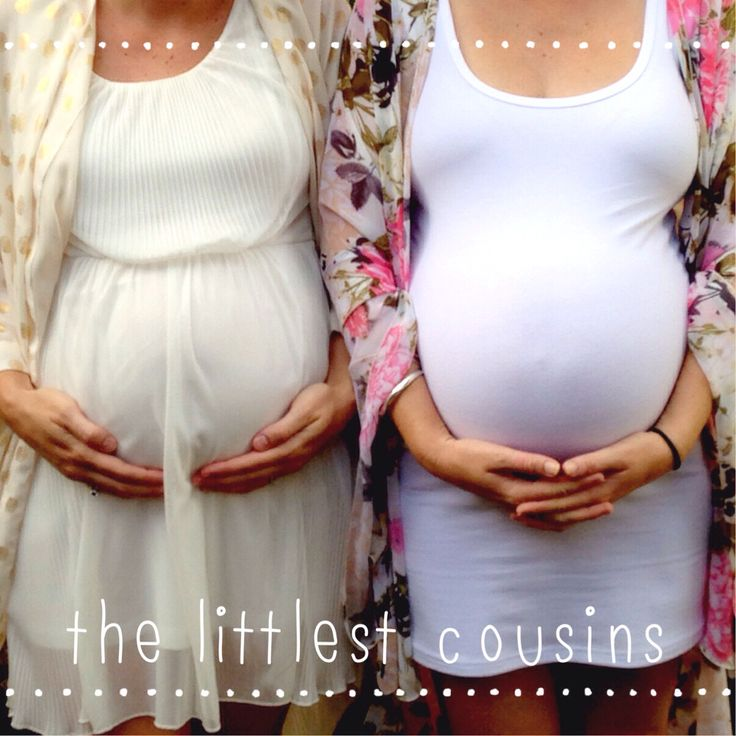 Pregnant sisters ❤️ Pregnant friends