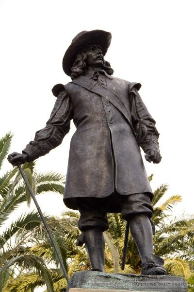 Johan Anthoniszoon van Riebeeck, more commonly known as Jan van Riebeeck, landed in Cape Town on 6 April 1652