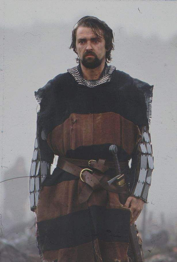 A still of Actor Angus Macfadyen from the movie Braveheart