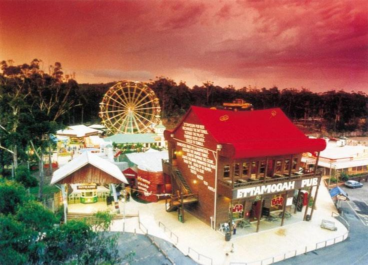 Ettamogah Pub & Aussie World, Sunshine Coast, QLD