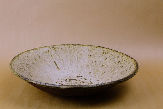 Ceramic bowl by margsmud on Etsy