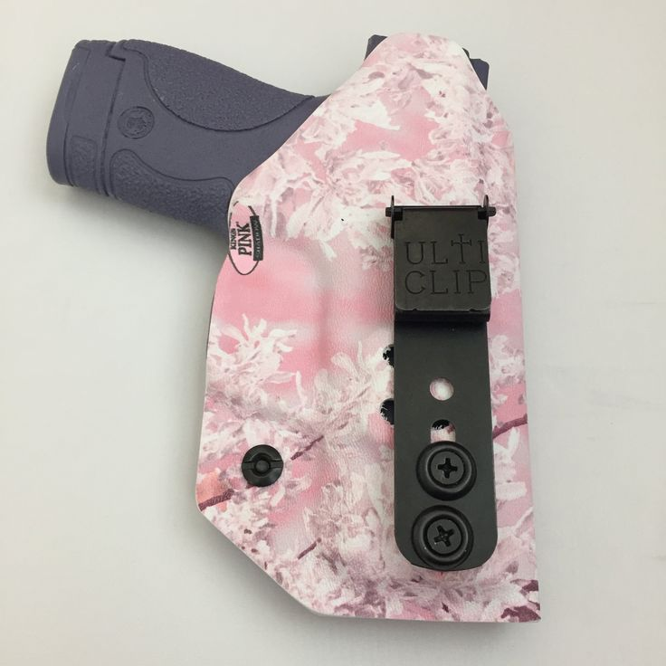 Adjustable Ulticlip Inside-the-Waistband Holster