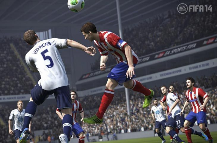 FIFA 14 demo live on PC, download it now.