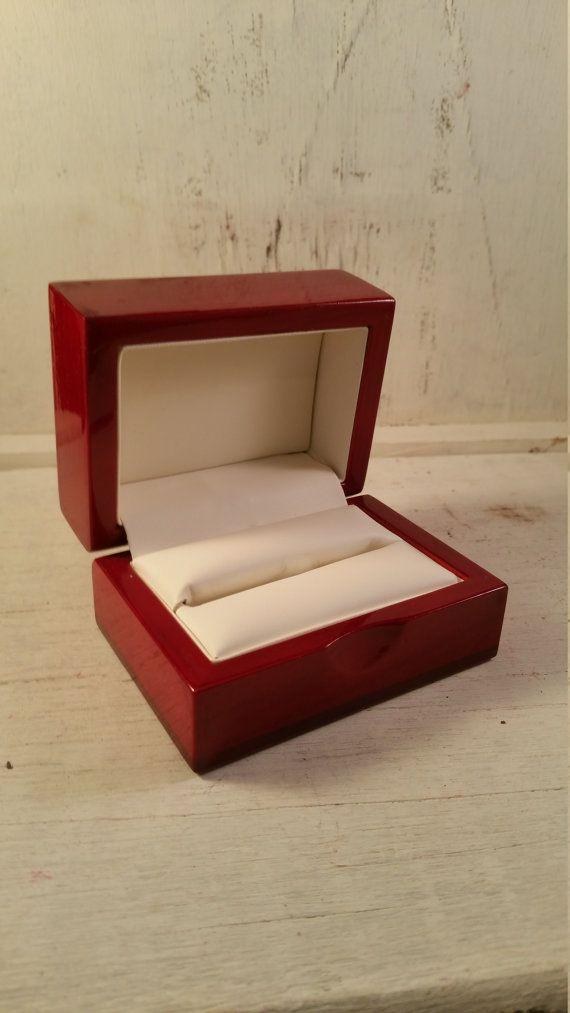 #rosewood #wedding #ring #box