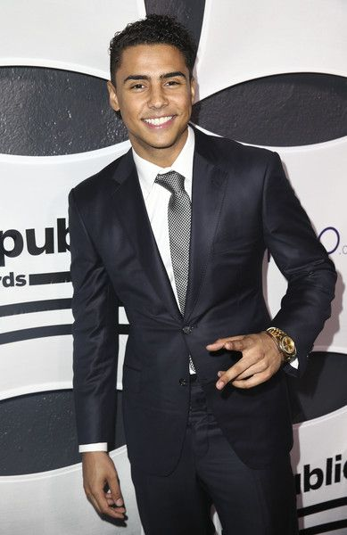 Quincy Combs at the Republic Records and Big Machine Grammy Afterparty