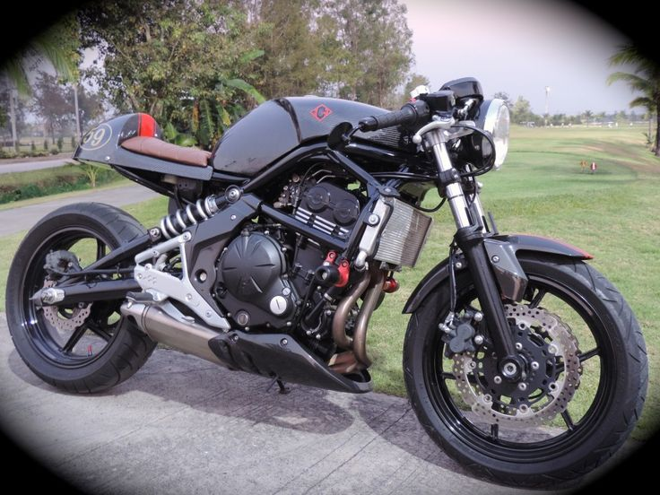 CGD ER6N Cafe Racer - Base Model | North: Chiang Mai & Region | Motorcycles for Sale: 500 - 999cc | Asiasold.com | AsiaSold