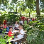 Special Party Gardens at Dade City's Wild Things