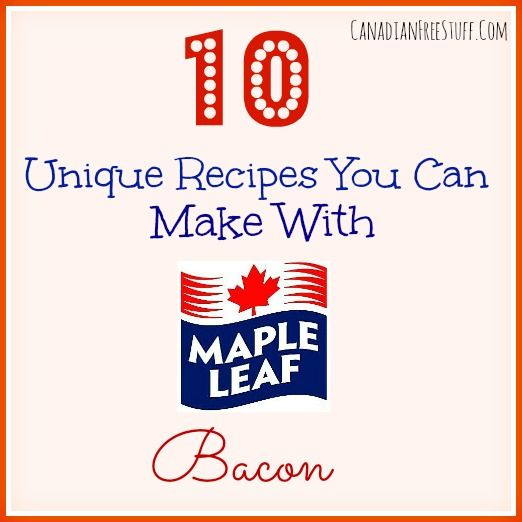 Bacon Jam is just 1 of the 10 Unique Bacon Recipes you will find here! If you think you've heard of bacon everything, think again and check these unique bacon ideas out.