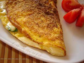 Eu nu sunt un mare fan al omletelor, dar cand am vazut aceasta varianta la Ama  am fost convinsa ca o sa-mi placa.      Ingrediente:   3 oua...