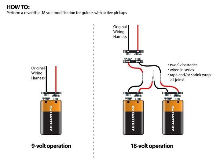 9 Volt Battery Circuit Diagram - 10.xqw.capecoral-bootsvermietung.de