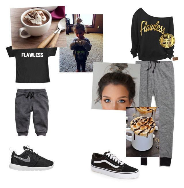 """Chill in' with the baby sis/ magcon story"" by mendesmusicforever on Polyvore featuring NIKE, Madewell and Vans"