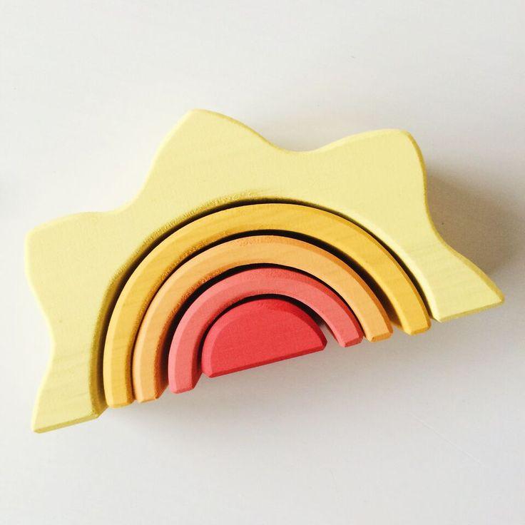 Пирамидка Солнце