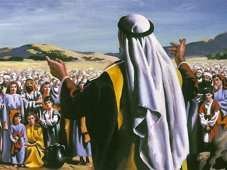"""UMAT TUHAN DIORGANISASIKAN """"Tetapi Allah menuntun bangsa itu berputar melalaui jalan di padang gurun menuju ke laut Teberau. Dengan siap sedia berperang ber"""