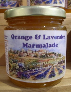 Orange-lavender marmalade recipe