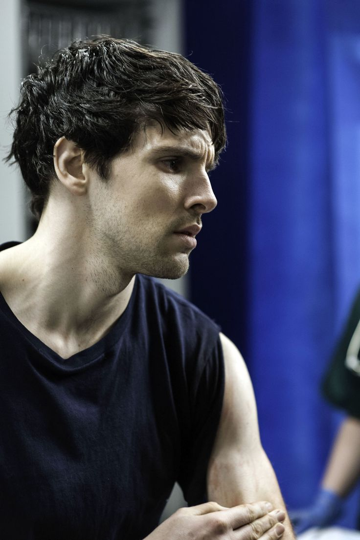 colin morgan биография