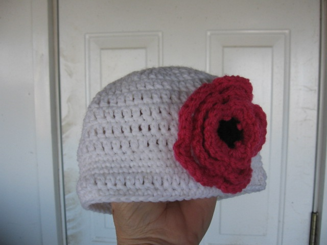 White hat for a Toddler