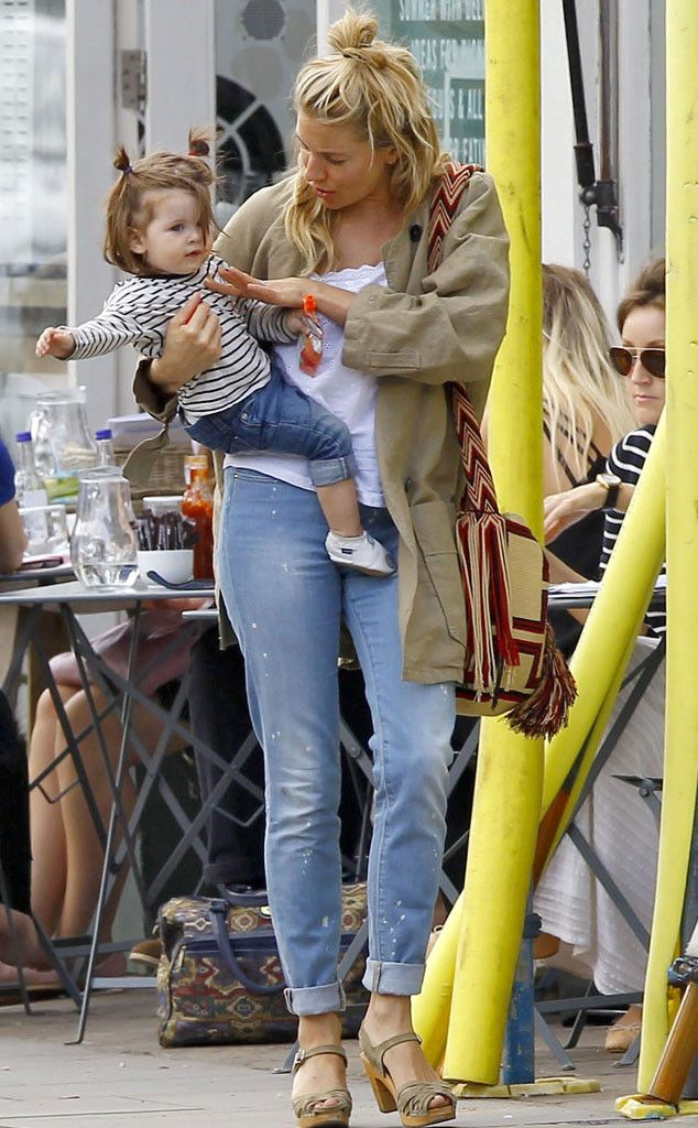 Sienna Miller & Marlowe from The Big Picture: Today's Hot Pics! | E! Online