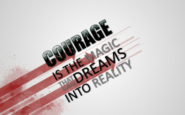 Give it a try be courageous overcome your fear of failure. Worst case scenario is that you eventually get a good story out of it. http://ift.tt/1WBjcnx
