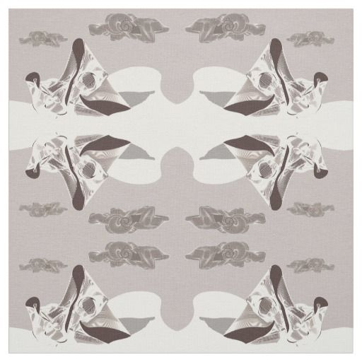 Mother and Child Pattern Fabric / Select from 7 fabric types! #fomadesign