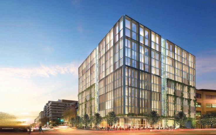 Oppenheim Architecture - 1 HOTEL DC  Washington, DC, USA