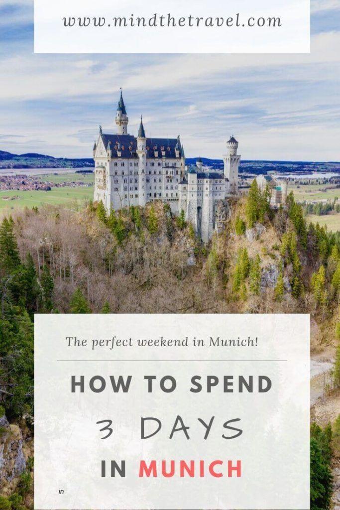 3-tägige München-Reiseroute – So verbringen Sie 3 Tage in München   – GERMANY TRAVEL