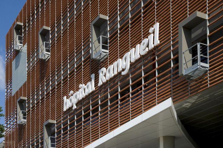 Toulouse Rangueil Hospital / Art Architects