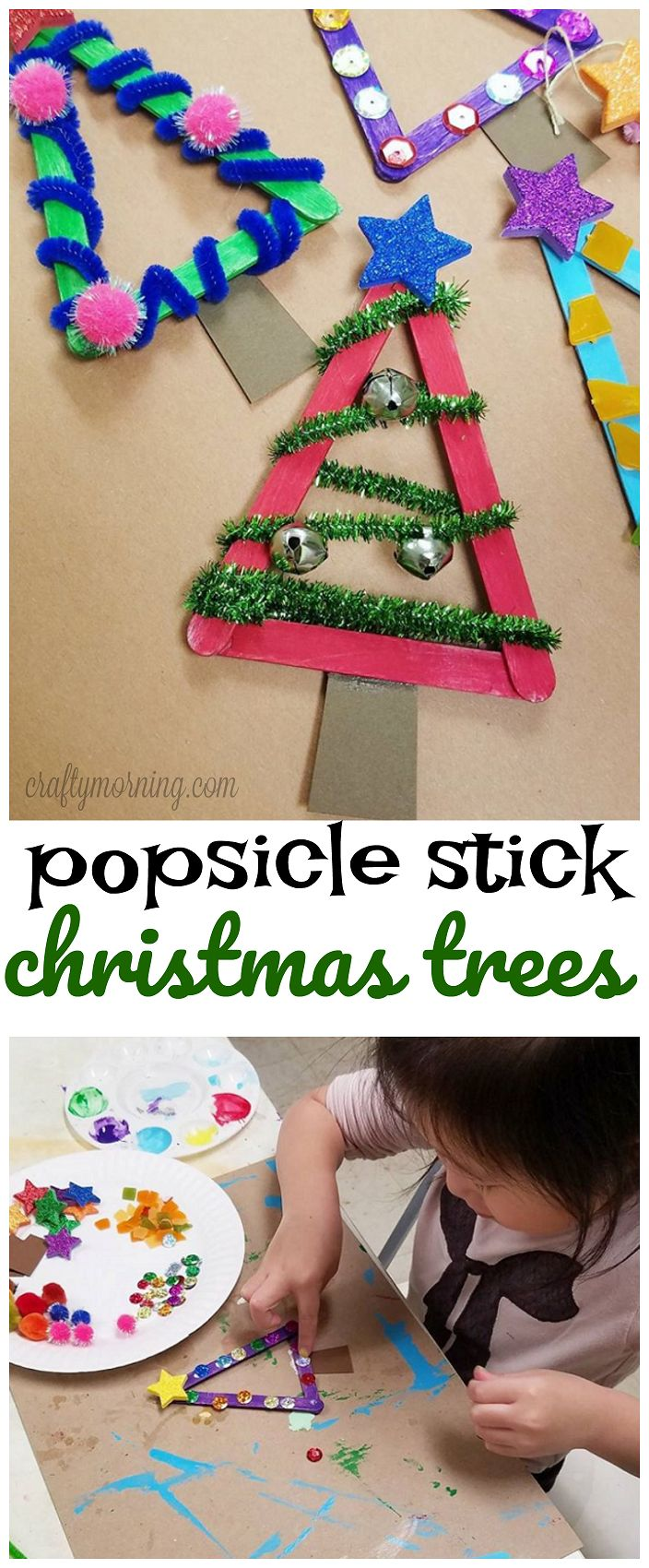 how to make a popsicle stick craft