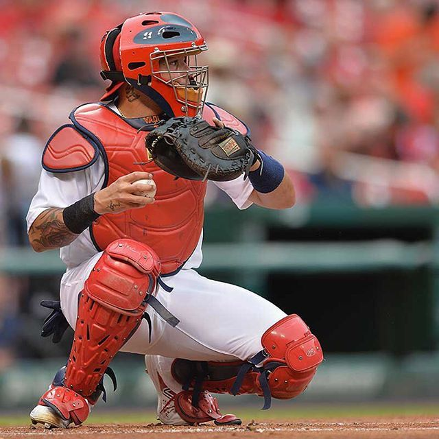 Image result for Yadier Molina
