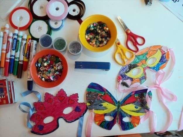 Lavoretti di Carnevale scuola primaria - Idee per lavoretti di Carnevale