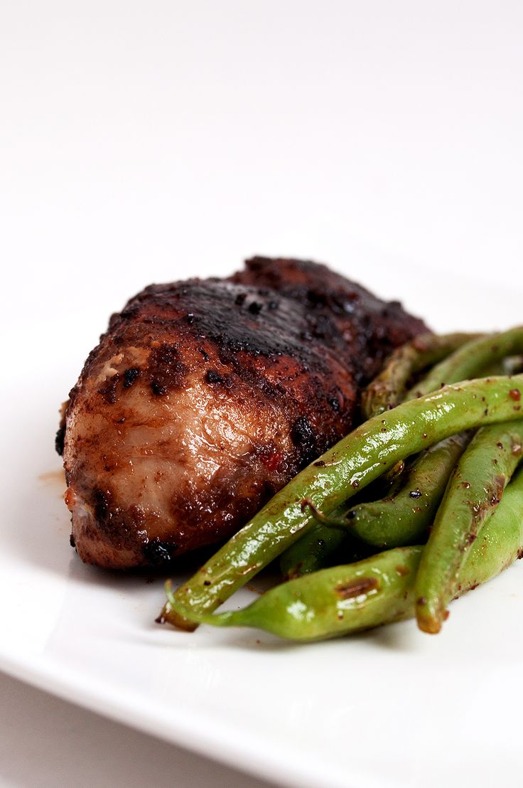 The 25 best balsamic pork chops ideas on pinterest recipes with spicy balsamic pork chops and green beans people are always surprised that i eat pork but todays pork is lean and delicious and great when you are watching ccuart Images