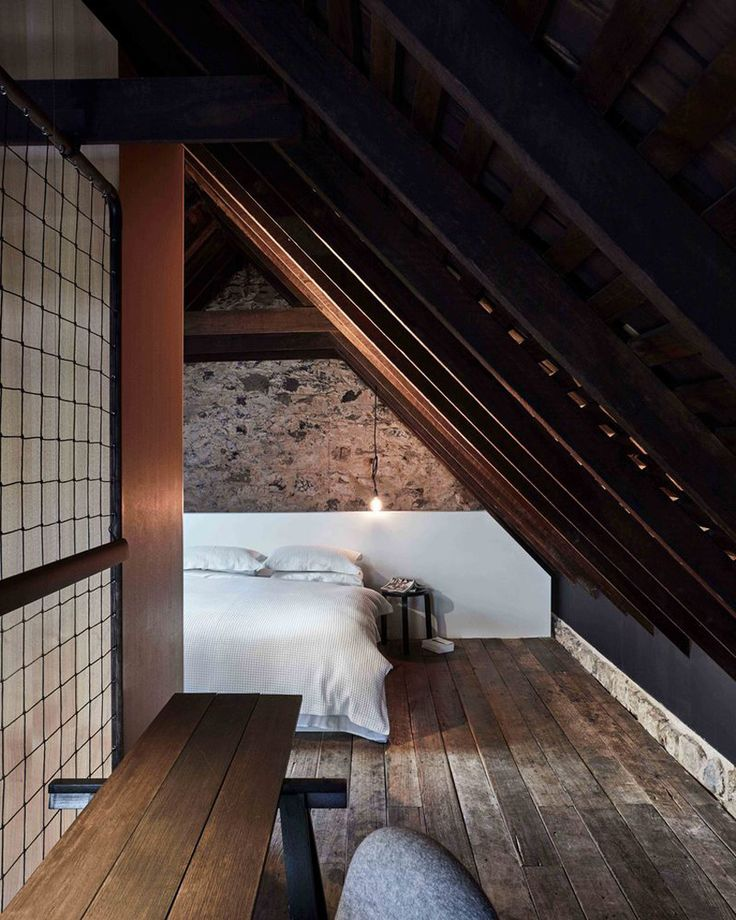 : Barn Conversion in Hobart by Liz Walsh and Alex Nielsen | Yellowtrace