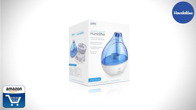 Pure Enrichment Ultrasonic Cool Mist Humidifier Monster Review - HouseHoldMe    #pureenrichment #enrichment #misthumidifier #coolmist #coolmisthumidifier #monserreview #householdme #review breatheeasy #cleanair #humidify