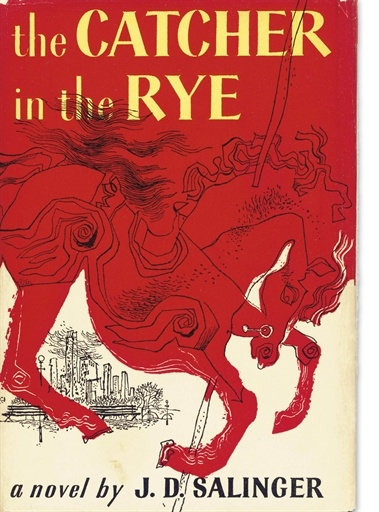 Existentialism in catcher in the rye essay