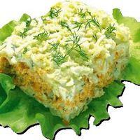 """Потрясающе вкусный салат """"Марсель"""""""