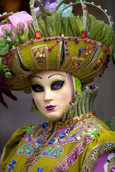 Carnival in Venice - Jim Zuckerman Photography