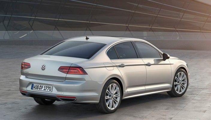 Volkswagen Passat 2015-3
