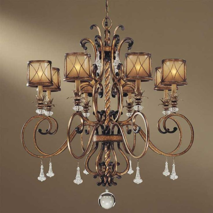 Minka Lavery Aston Court 8 Light Chandelier Chandeliers And Lights