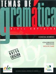 Temas de gramática (SGEL) *