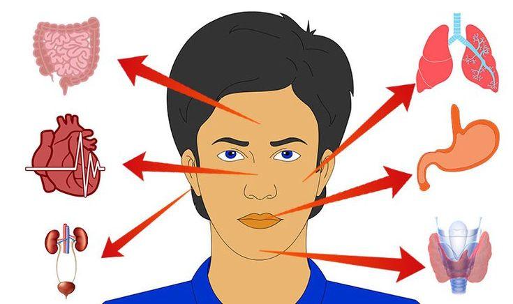 6 egyértelmű jel, ami jelzi, hogy egészségügyi problémáid vannak. Minden leolvasható az arcodról!