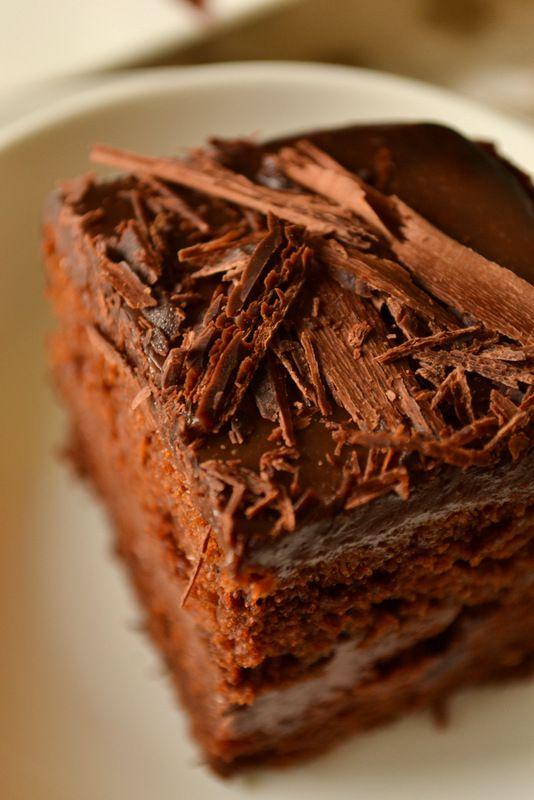 EGGLESS CHOCOLATE CAKE-VEGAN CHOCOLATE CAKE | kurryleaves