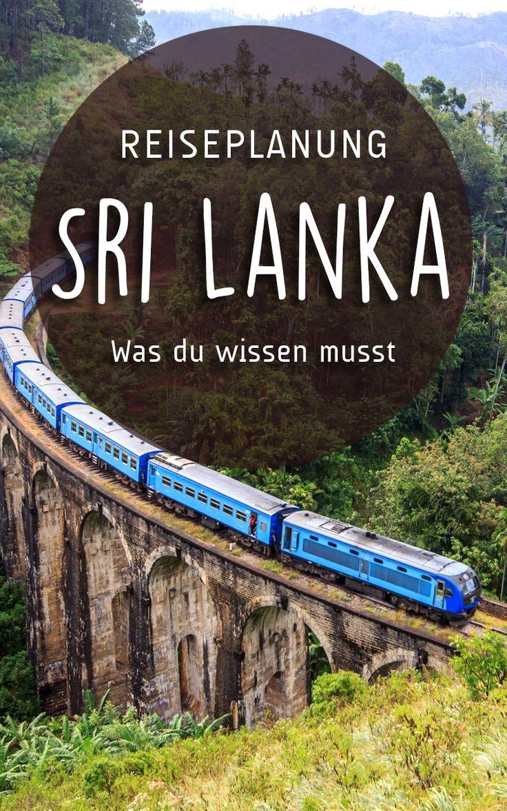 Sri Lanka Reisetipps und Infos für eine individuelle Rundreise.