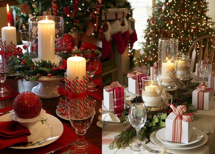 Como montar sua mesa de natal - Decoração, Destaque, Dicas - Gorete Colaço