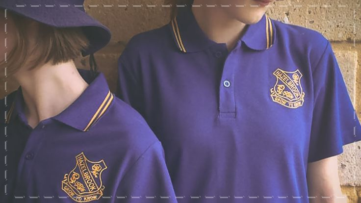 No school in Australia has uniforms quite like Hazelbrook Public School. They say they're the first school in the country to use 100% fair trade uniforms. But what does that mean? The kids from Hazelbrook walk us through it.