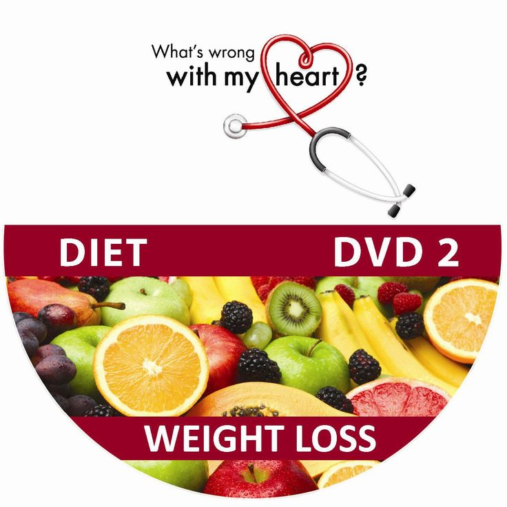 Weight loss DVD Whats wrong with my heart