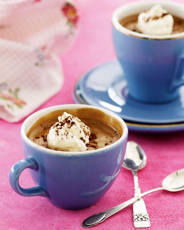 Opskrift på Lækker cappuccinofromage fra - Hendes Verden