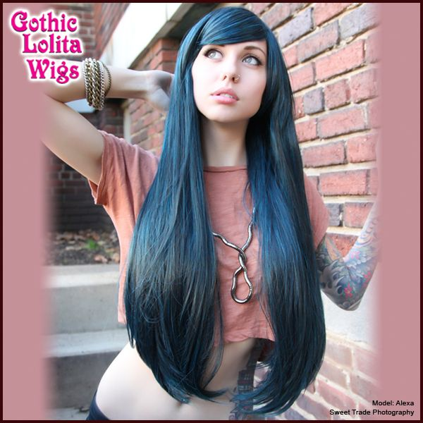 Rock star stripper wigs hair pieces