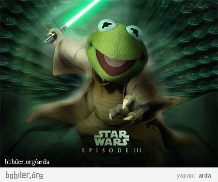 Kermit the Frog as Darth Vader - Drawception  |Darth Kermit Meme Lifting