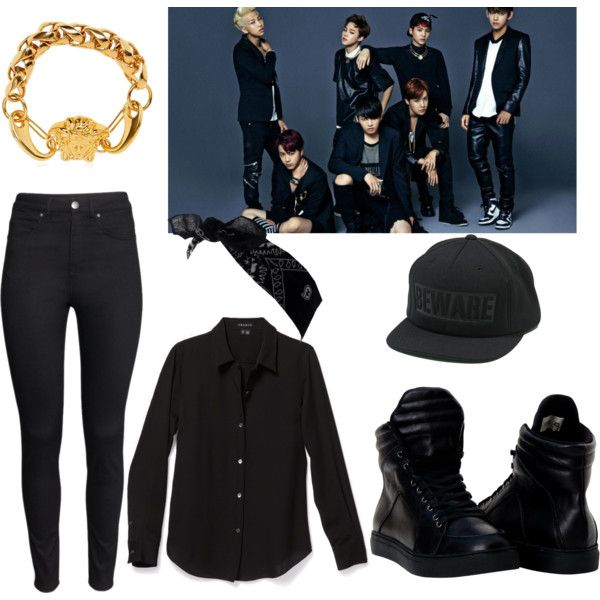 17 Best Images About BTS Outfits On Pinterest | Bts Boys Rap Monster And Kpop