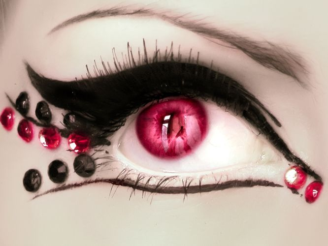 eye by LamiaLuna.deviantart.com on @deviantART