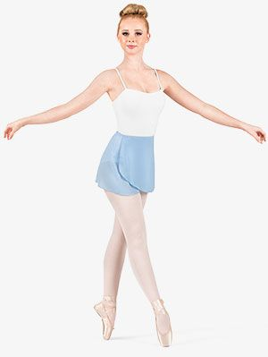 a87102691 Adult Chiffon Wrap Skirt in 2019   Dance   Dance tights, Skirts ...